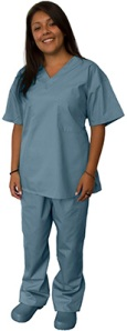 Dickies Medical Uniforms Unisex Reversible Scrub Set