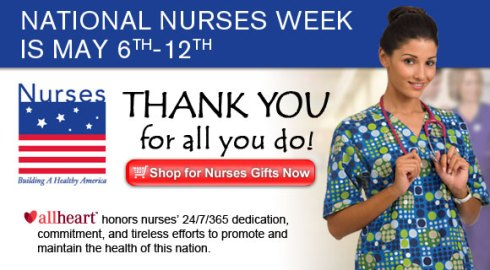 Celebrate National Nurses Week with Allheart