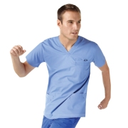 The IguanaMed Men's Scrub Top is ideal for the nurse-on-the-go.